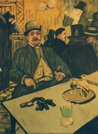 Talouse-Lautrec reproduction